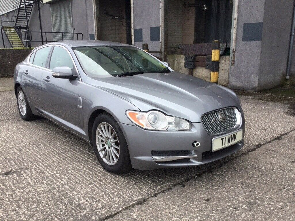 NON RUNNER ! March 2008 JAGUAR XF LUXURY Diesel V6 Automatic NON RUNNER!