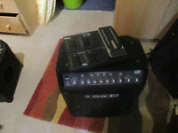 LINE 6 BASS AMPLIFIER and Sister Pedal.........LOW DOWN 150.....£100.