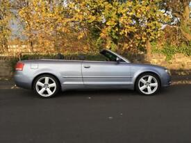 Aud A4 convertible