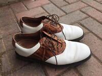 Footjoy golf shoes UK 9