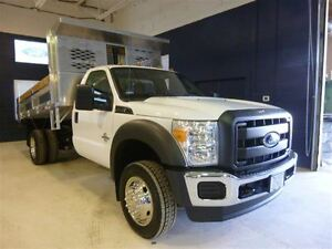 2016 Ford F-550 DOMPEUR, 4X6