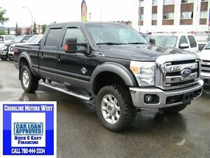 2011 Ford F-350 Lariat | Leather | Sunroof | Backup Camera |