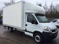Man & Van - Short & Long Distance Removals -Transit & Luton Van - Official Company