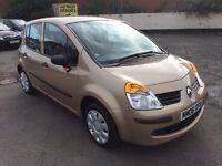 2006 Renault Modus 1.2 low mileage cheap insurance new MOT