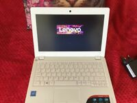 Lenovo Laptop white