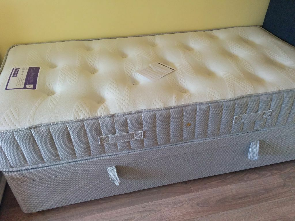 single mattress new from bensons for beds spring system. Black Bedroom Furniture Sets. Home Design Ideas