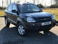 2006 HYUNDAI TUCSON 2.0 CRTD CDX MANUAL DIESEL 4WD CRUISE CONTROL LOW MILEAGE EXCELLENT CONDITION