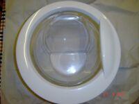 Zanussi Washing Machine Door Model No: ZWF1421W