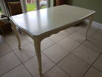 Laura Ashley Extending Dining Table