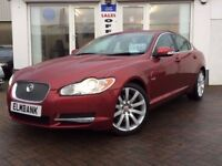 2008 08 Jaguar XF 2.7TD auto Premium Luxury~LOW MILES~FULL JAGUAR HISTORY~