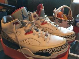 "Air Jordan "" son of Mars"" size 10 UK"