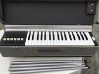 Retro electric piano