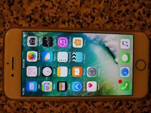 Unlocked Rose Gold Iphone 7 128 GB