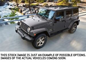 2018 Jeep Wrangler JK New Car Willys Wheeler|4x4|AC|Sat Radio|AB