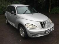 Chrysler PT cruiser classic, long MOT, cheap and ready to go