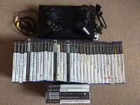 Playstation 2 and games and controllers