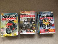 Practical Sportsbikes Magazines