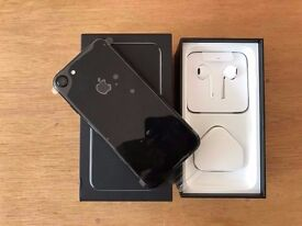 Apple iPhone 7 Jet Black 128GB EE/Virgin/Tmobile/BT