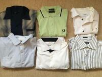 Extra Large men's collared shirts XL/XXL