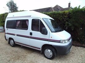 Citroen Consort two berth Campervan for sale