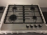 Ikea Gas Hob. used just to try or its works! Looks like New! Excellent condition!