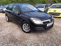 Vauxhall Astra 1.8 i 16v Club 5dr. FULL SERVICE HISTORY. HPI CLEAR. AUTOMATIC. 2 KEYS. P/X WELCOME.