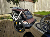 Bellelli Bike Taxi child trailer. Excellent condition