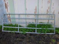 10ft Heavy Duty Farm Yard Gate - Four Available Collection Abingdon £50 Each