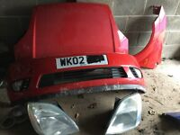 Ford Fiesta (02) parts for sale ,