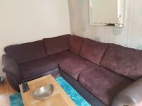 Corner sofa- make me an offer!
