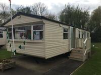 Pre owned 3 bedroom caravan