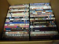DVD Job lot bulk collection car boot, over 60