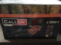 Callow leaf blower