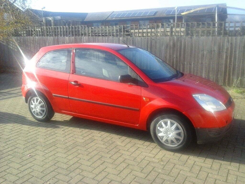 2003 ford fiesta finesse , 1.2 petrol , great little runner and perfect first car, cheap tax and ins