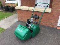 Qualcast Classic 35s / Suffolk Punch Lawnmower Mower / Atco Bosch / QX Cassette