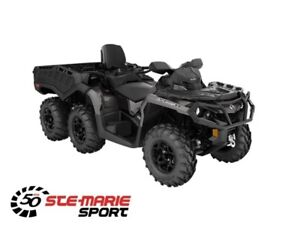 2019 Can-Am Outlander  6x6 1000 XT OUTLANDER MAX (2 PLACES) 6X6