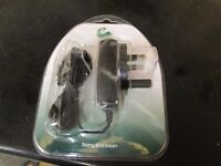 Genuine Sony Ericsson charger model number CST-13