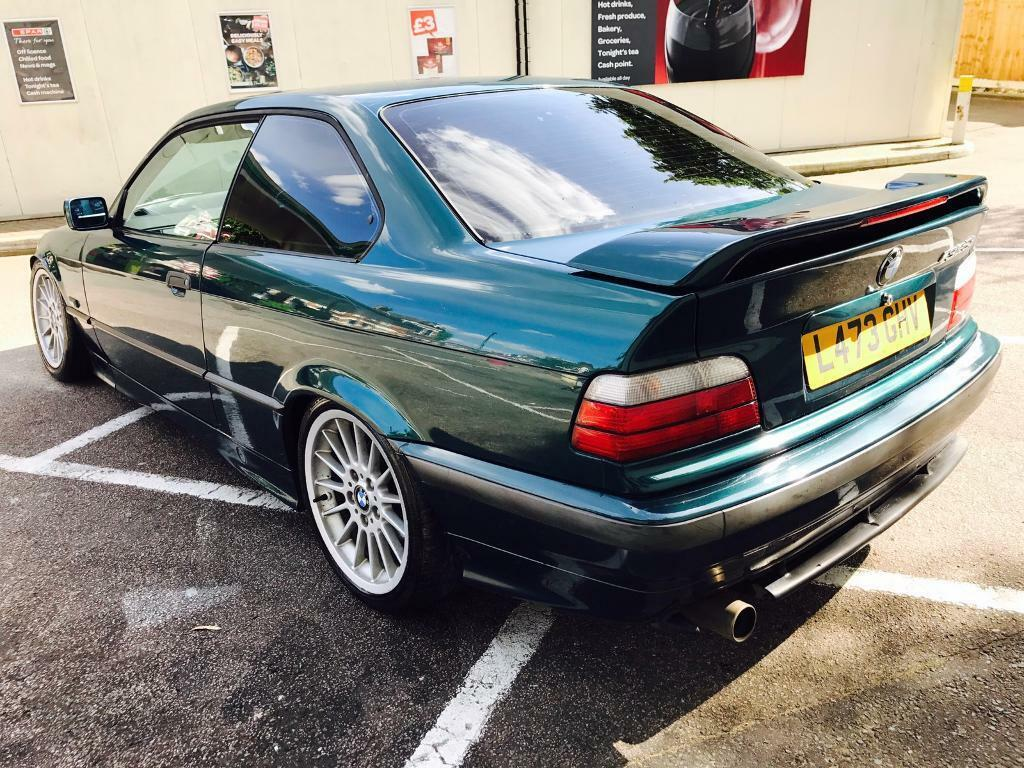 bmw 325i sport manual m50 remapped chipped drift modified e36 e30 stance px in crouch end. Black Bedroom Furniture Sets. Home Design Ideas