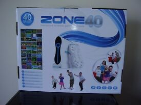 IDEAL FOR XMAS - Zone 40 Games Console