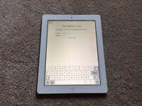 Apple iPad 3rd Generation, 3G, 16GB, WIFI, 10.1 inch, retina display. ***FAULTY***