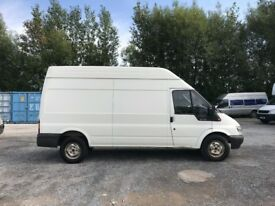Ford Transit LWB High Top