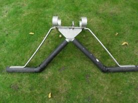 HEAVY DUTY LADDER STAND OFF.IDEAL FOR BUILDERS/PAINTERS ETC.