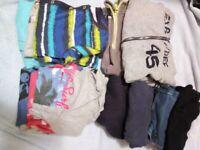 Boys clothing bundle age 7-8 years
