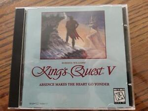 King's Quest V par Sierra