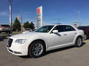 2015 Chrysler 300 Touring ~Panoramic Roof ~P/H/Leather ~Nav ~Bac