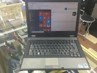 "DELL LATITUDE E5410 LAPTOP.4GB RAM. FAST LAPTOP WINDOWS 10. MS OFFICE. 14.1"""