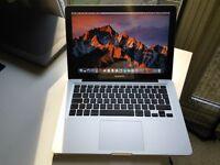 mid 2012 13 inch macbook pro i5 vgc warranty