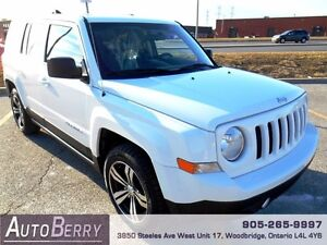 2012 Jeep Patriot Sport **CERT E-TEST ACCIDENT FREE** $8,999