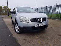 Nissan Qashqai 1.5 dCi Visia, Lady Owner, Well maintained Family car, Full Service history