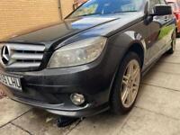 Mercedes C Class C250 2010 *** Breaking for Parts ****